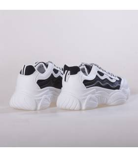 CHUNKY SNEAKERS ΔΙΧΡΩΜΑ